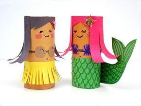 Weihnachtsbasteln Mit Klopapierrollen.99 Diy Ideen Für Das Basteln Mit Klopapierrollen Kreativwand