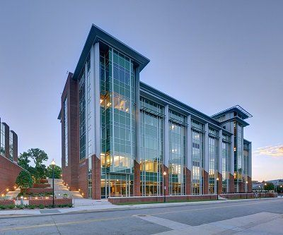 University Tennessee Chattanooga Library In Chattanooga Tennessee
