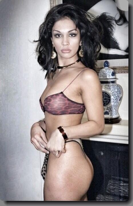 Miriam transvestite naked