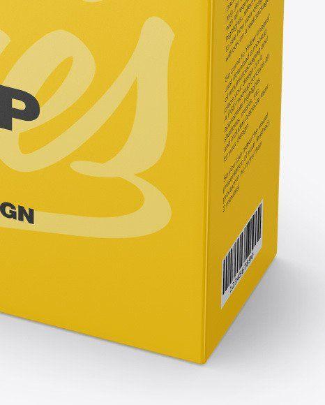 Download Cereal Box Mockup