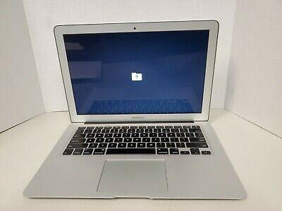 Macbook Air 13 Early 2015 A1466 Core I7 5650u 8gb In 2020 Macbook Air Macbook Air 13 Macbook
