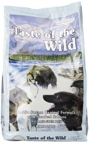 Taste Of The Wild Dry Dog Food Pacific Stream Canine Formula With