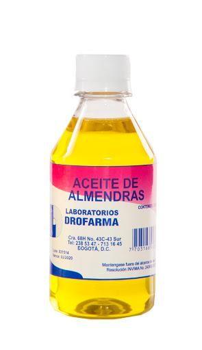 Aceite De Almendras Drofarma Aceite De Almendras Recetas De