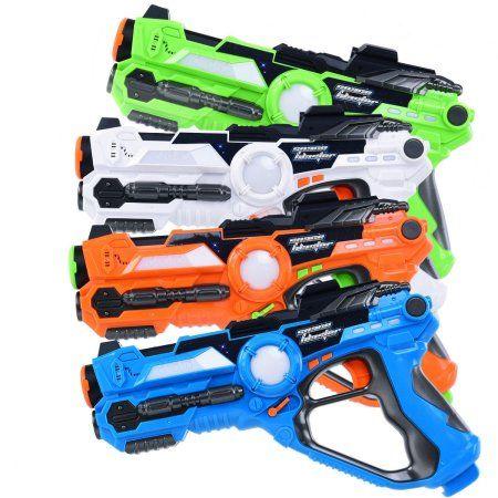 Toys Guns Group Activities Shooting Games