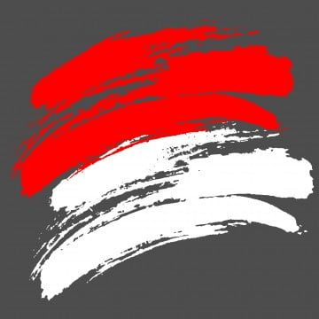 Red And White Are Colour Symbol Of Indonesia Country 17th Indonesia Independence Day Abstract Ancient Png And Vector With Transparent Background For Free Dow Abstrak Latar Belakang Hari Kemerdekaan