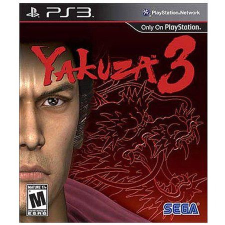 Video Games Yakuza 3 Playstation Video Game Collection