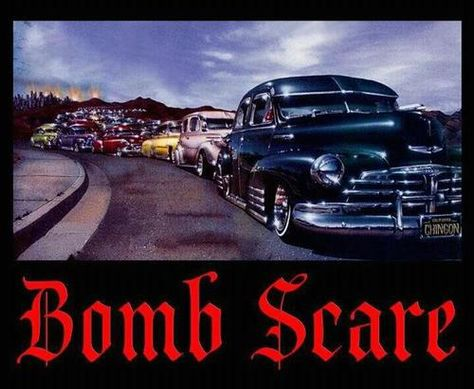 Lowrider Bomb Scare