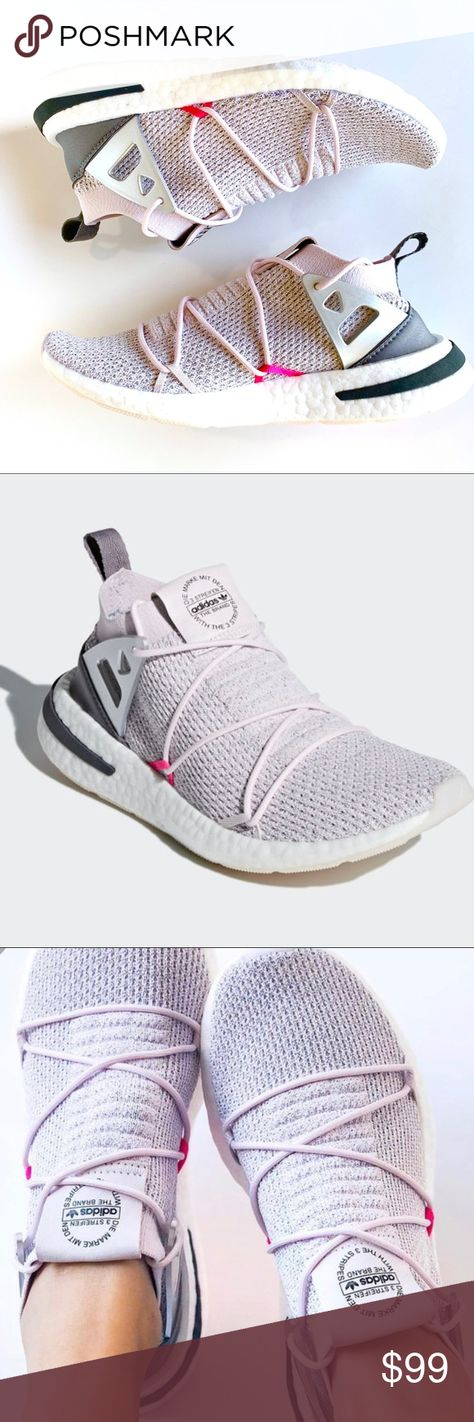 New Adidas Arkyn Primeknit Shoes Orchid