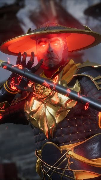 Raiden Mortal Kombat 11 4k 3840x2160 Wallpaper Raiden Mortal
