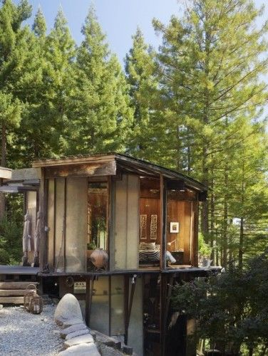 Radius House designed by Daniel Liebermann, Marin County