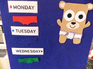 bear's underwear - excellent read aloud