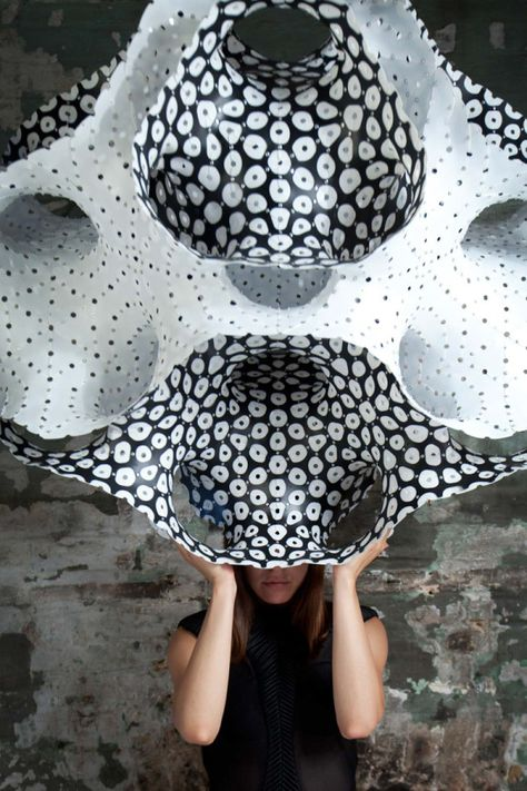 Synthetic Nature: An Exploration of Spatial Morphology in technology art architecture  Category