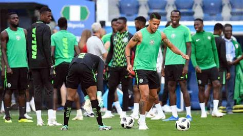 Super Eagles To Arrive Singapore Wednesday - AccelerateTv