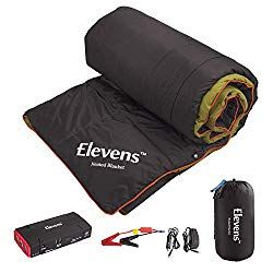 Elevens 3 In 1 Battery Powered Heated Blanket For 4 Season Traveling Camping Hiking O Heated Blanket Battery Powered Heated Blanket Cordless Heated Blanket