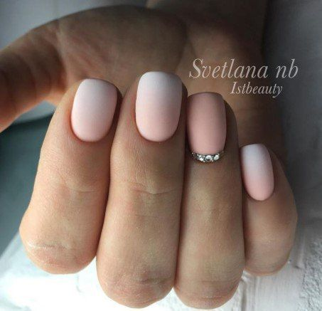 Netipichnyj Manikyur Pink Glitter Nails Pink Ombre Nails Nail Jewels