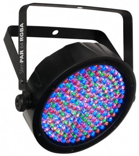 Stage Lighting Dj City Led Battery Operated Compact Design
