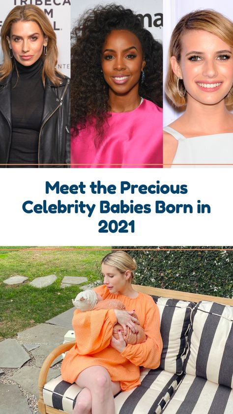 Meet the Precious Celebrity Babies Born in 2021 The year is 2021 and it is shaping up to be a great one for celebrity parents who, in turn, have celebrity babies. Check out all the births thus far!