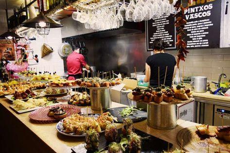 Streetfoodhalle San Juan - #cafe #Juan #San #Streetfoodhalle