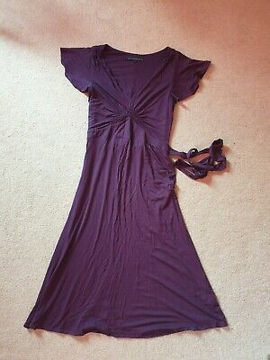 Betty Jackson Purple Dress Size 12 Fashion Clothing Shoes Accessories Womensclothing Dresses Ebay Link Purple Dress Dresses Summer Maxi Dress Floral