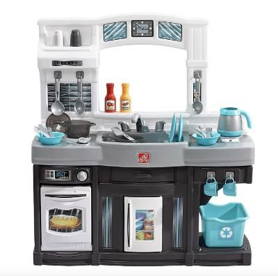 Shop Pretend Play Step2 Complete Interactive Toy Kitchen Playset