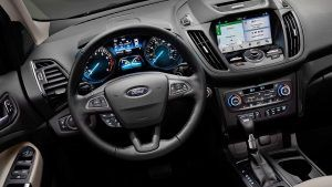 2019 Ford Kuga Review 2019 Ford Kuga Review Interior Redesign
