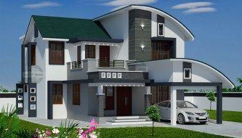 Home Design Portfolios Home Design Portfolios We Review Floor Plans Villa Plans Home Plans House Plans Construction Services Offers Kerala House Design House Designs Exterior Small House Elevation Design
