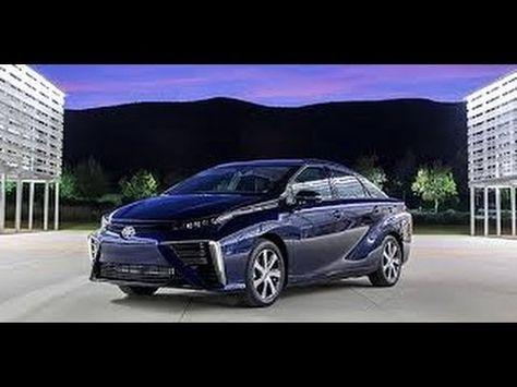 Toyota Mirai Fuel Cell Vehicle Toyota Introduction Hybrid Car Hydrogen Fuel Cell Hydrogen Car