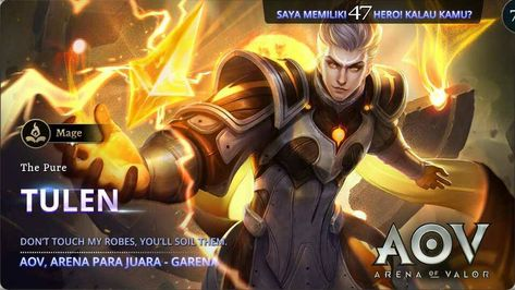 List of Pinterest arena of valor hero pictures & Pinterest arena of