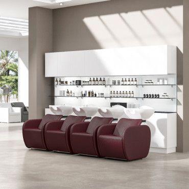 Bac A Shampoing Lazzaro Fix Mobilier Mobilier De Salon Decoration