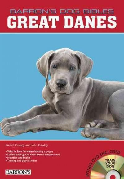 Great Danes Barron S Dog Bibles Products Dogs Bible Pdf