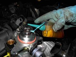 How to replace the High Pressure Fuel Pump - HPFP on a