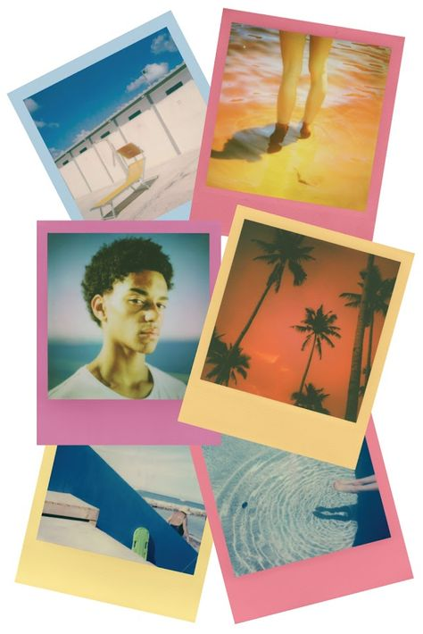 Polaroid Film For Every Summer Mood | Poppytalk
