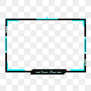 Twitch Overlay Live Streaming Neon Face Cam Facecam Stream Elements 2020 Png Transparent Clipart Image And Psd File For Free Download Logo Design Free Templates Overlays Logo Design Free