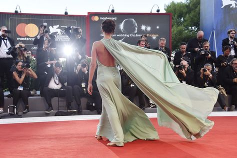 Giulia Bevilacqua - Every Must-See Gown From the Venice Film Festival 2017 - Photos