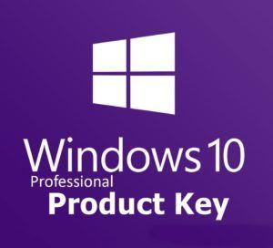 Windows 10 Pro Product Key Serial Key Free 100 Working Latest In 2020 Windows 10 Windows Computer Maintenance