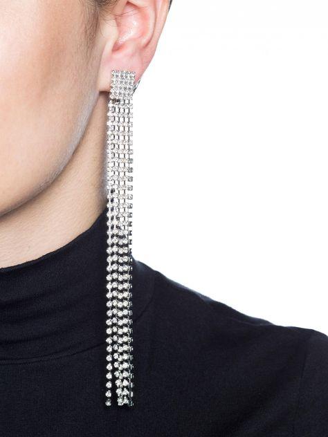 Långa clipsörhängen med strass - Clips - Örhänge - Smycken - Shoppa ... 00fc89ddfdebb