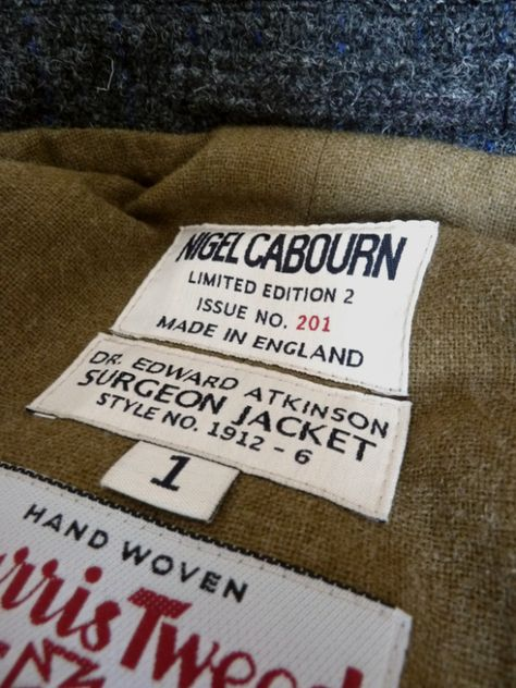 Nigel Cabourn Atkinson
