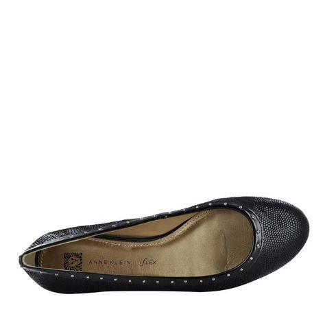6d7d26e0f20f 2C ANNE KLEIN c FLAT | The Shoe Company