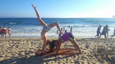 yoga poses for 2 people rybka twins
