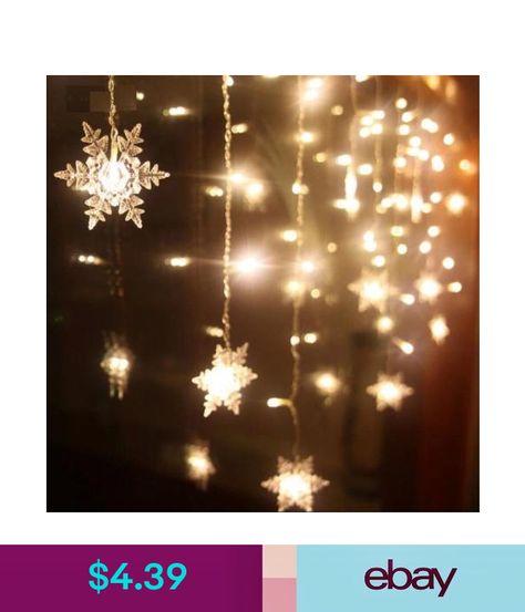 Christmas Lights Home, Furniture  DIY #ebay Products Pinterest