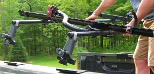 Summit Racks Pick Up Truck Recreational Rack System Rain Gutter Brackets For Use With Thule Yakima Rack Syst Yakima Racks Truck Accessories Racking System