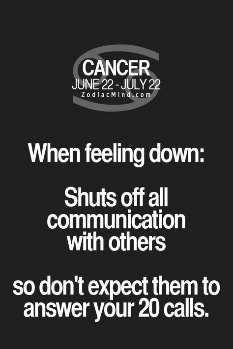 Cancer Zodiac Sign♋