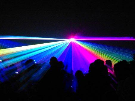Fright Light Halloween Special Laser Show Ocean Isle Beach Nc The Sky Tonight