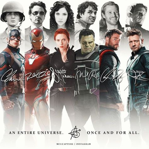 An Entire Universe, once and for all