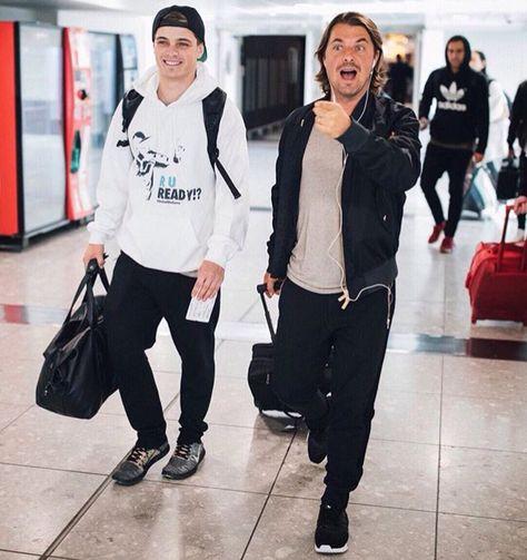 Martin Garrix & Axwell /\ Ingrosso