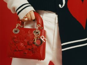 Dior Celebrates Chinese Valentine S Day With A Brand New Capsule Collection Dior Lady Dior Dior Saddle Bag