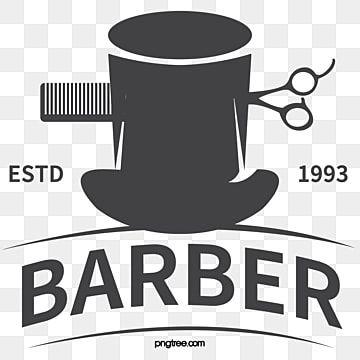 Vector Barber Shop Logo Vector Decoration Barber Shop Logo Png Transparent Clipart Image And Psd File For Free Download Shop Logo Coffee Shop Logo Design Shop Logo Design