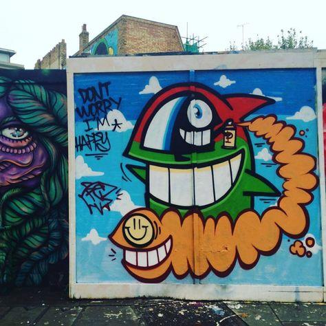 El Pez in London, 2016