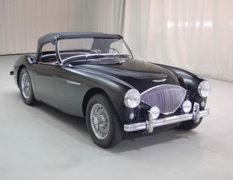 Hagerty Valuation Tool >> Austin Healey Valuation 1956 Austin Healey 100 4 Bn2