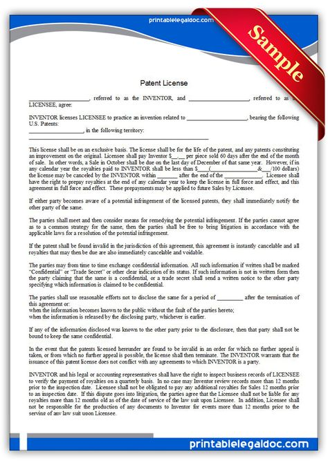 Free Printable Patent Assignment Legal Forms Free Legal Forms - sample non compete agreement template